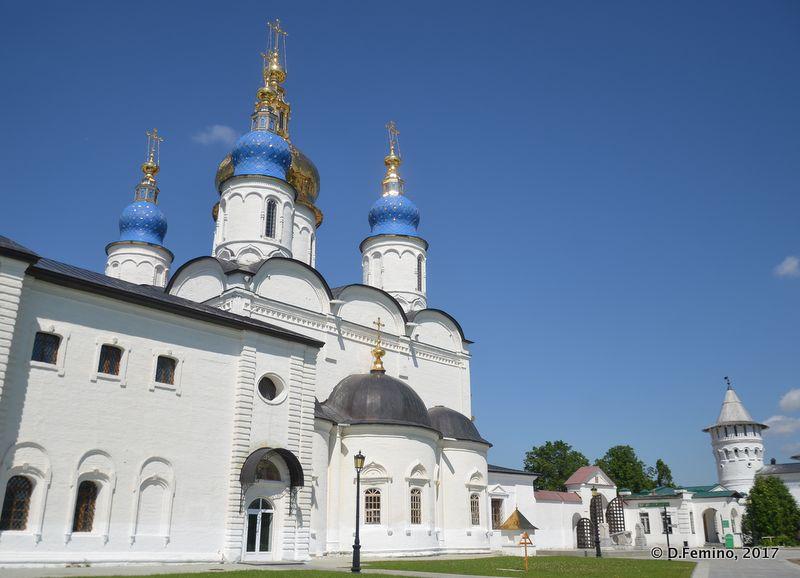 Cathedral of Saint Sophia (Tobolsk', Russia, 2017)