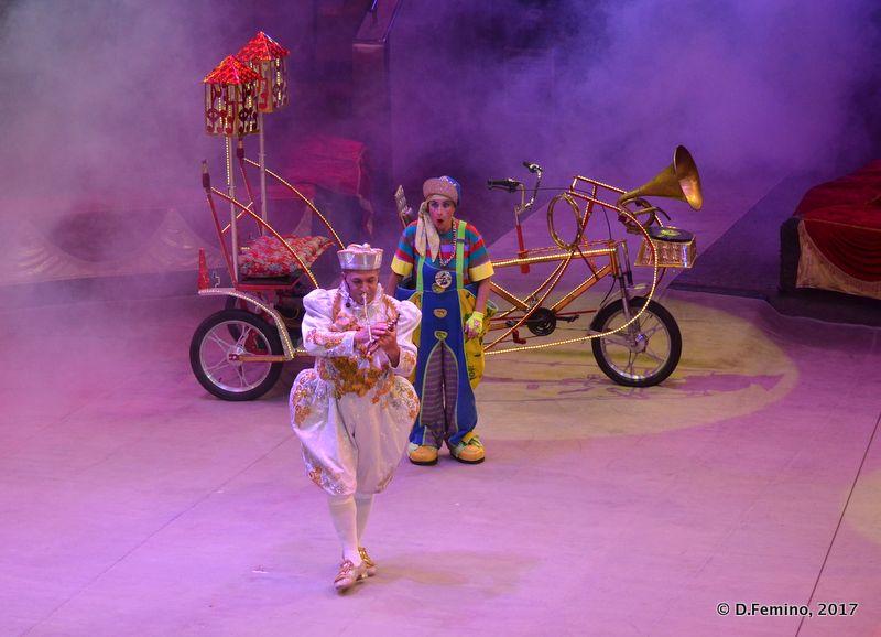 Clowns (Tyumen, Russia, 2017)