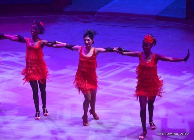 '30s style dancers (Tyumen, Russia, 2017)