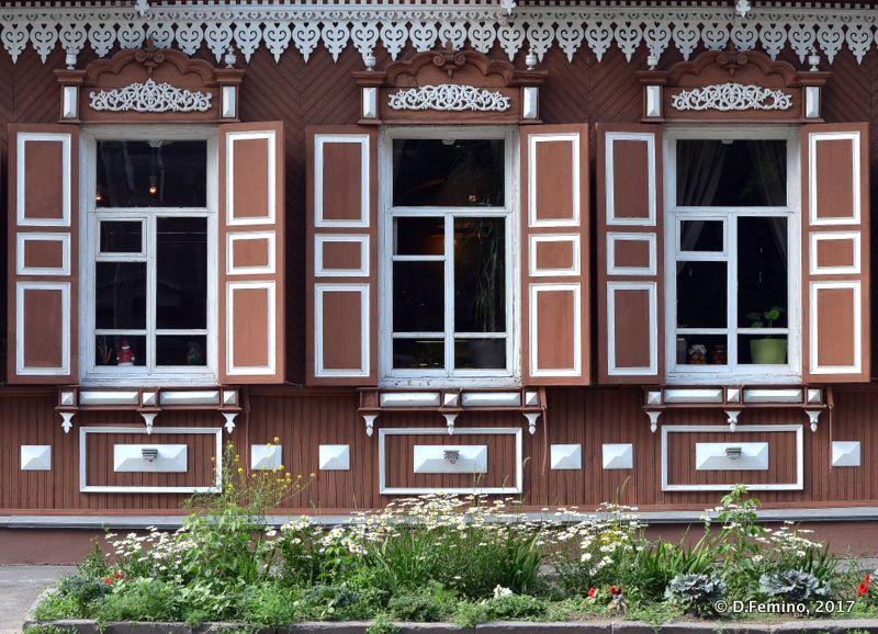 Siberian windows (Novosibirsk, Russia, 2017)