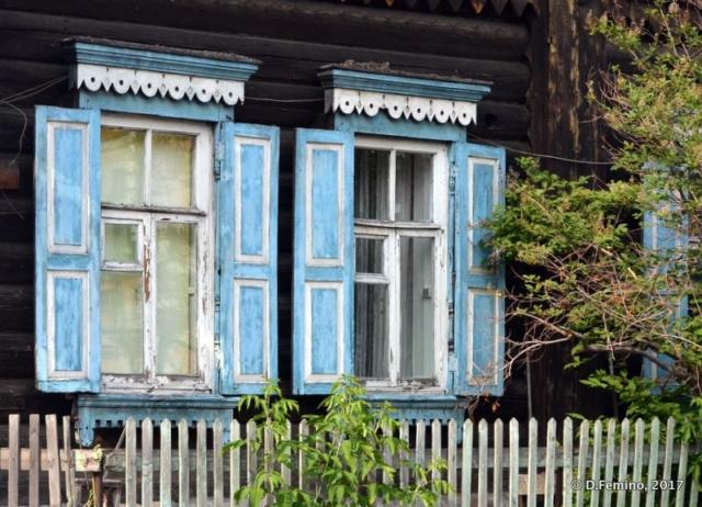 Siberian windows (Krasnoyarsk, Russia, 2017)