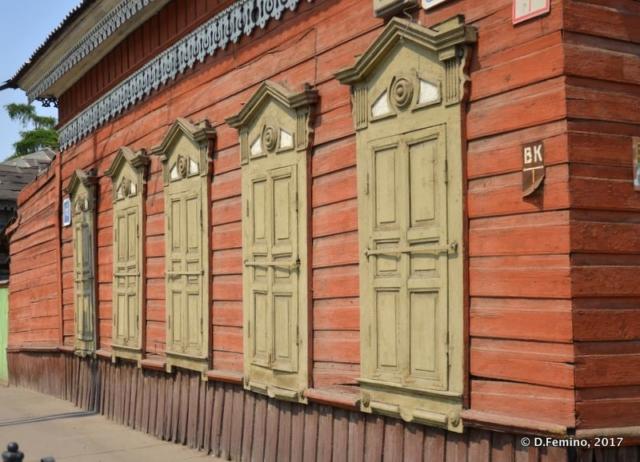 Siberian windows (Irkutsk, Russia, 2017)