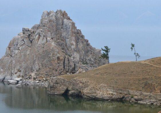 Headland in Khuzhir