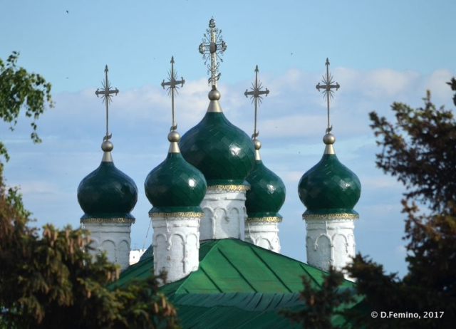 St. John the Baptist Monastery (Kazan, Russia, 2017)