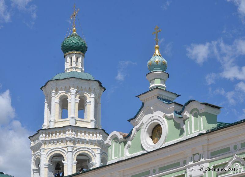 Belltower (Kazan, Russia, 2017)