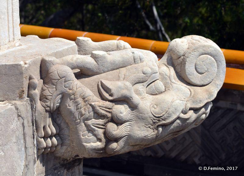 Dragon's head (Beijing, China, 2017)