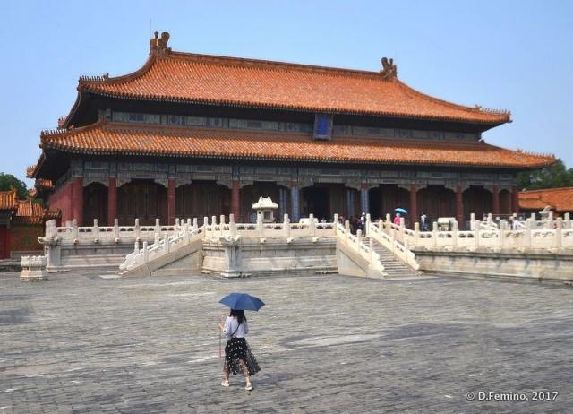 Heavenly purity palace (Beijing, China, 2017)
