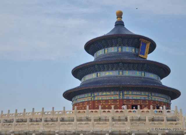 Temple of heaven (Beijing, China, 2017)