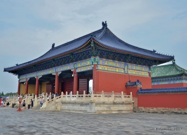 Imperial Hall of Heaven (Beijing, China, 2017)