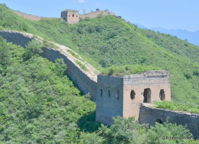 The Chinese Walls (China, 2017)