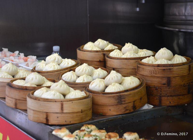 And finally Chinese dumplings (Beijing, China, 2017)