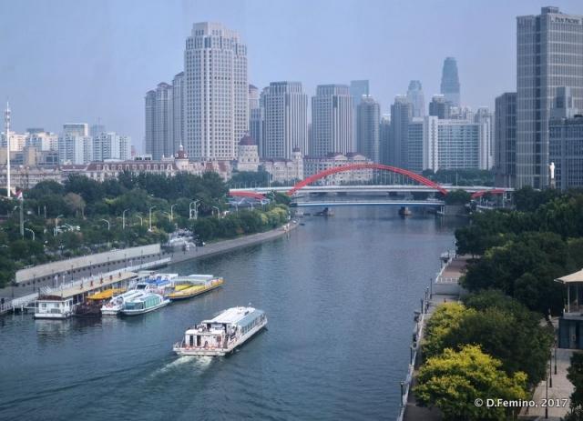 View of Tianjin from the Eye (Tianjin, China, 2017)