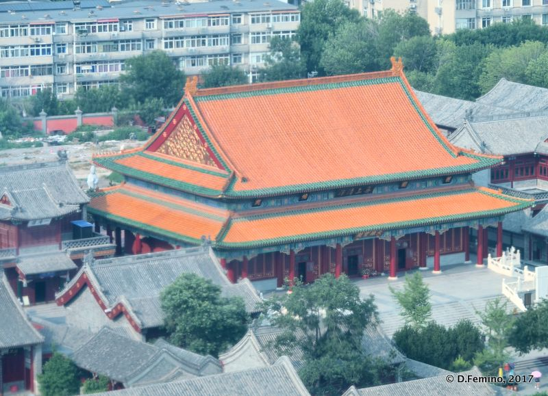 Dabei temple (Tianjin, China, 2017)