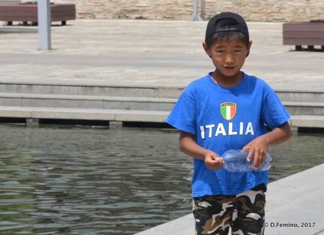 Viva l'Italia (Ulaanbaatar, Mongolia, 2017)