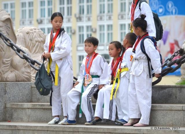 Future champions (Ulaanbaatar, Mongolia, 2017)