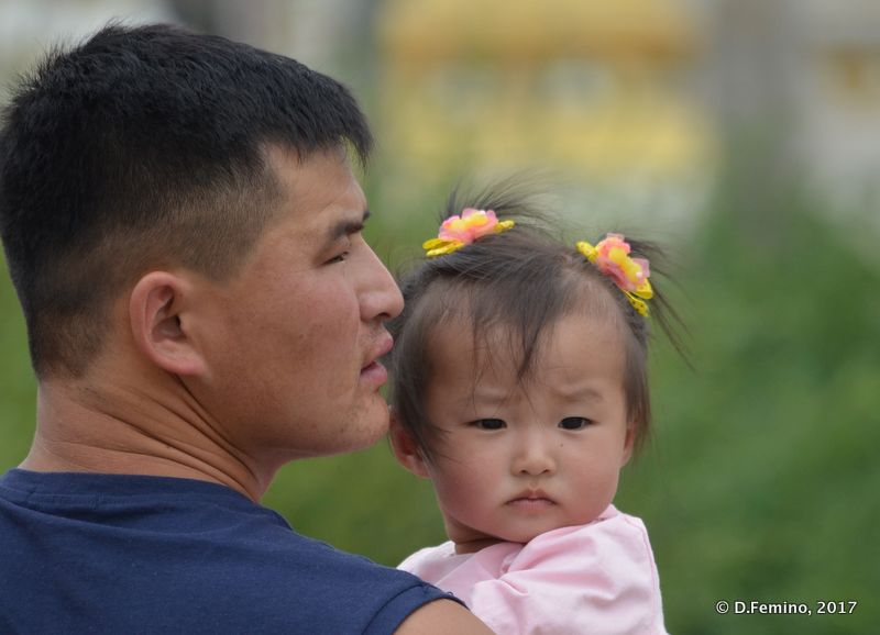 Protection (Ulaanbaatar, Mongolia, 2017)