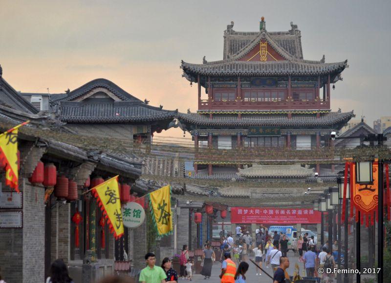 Drum tower (Datong, China, 2017)