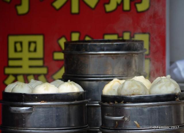 Chinese dumplings (Pingyao, China, 2017)