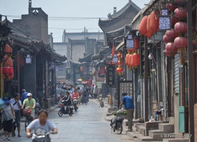 Old town (Pingyao, China, 2017)