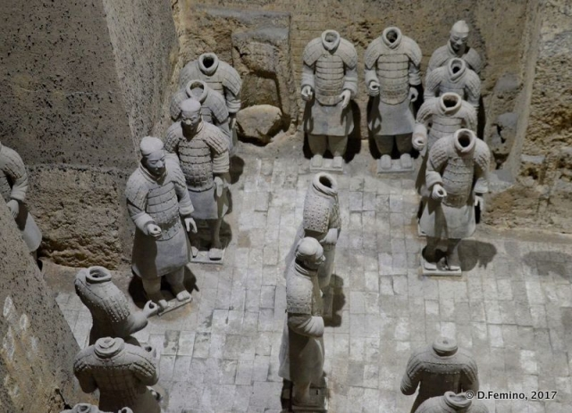 Beheaded Warriors (Xian, China, 2017)