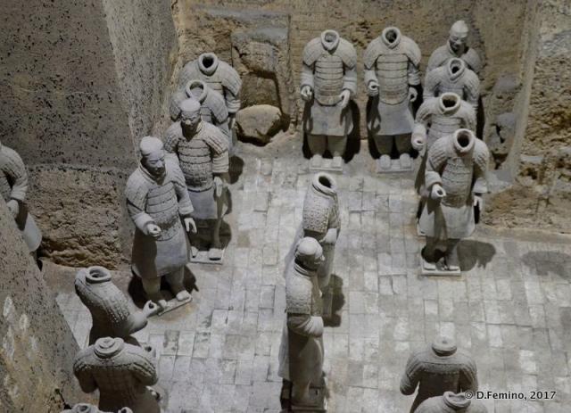 Beheaded Warriors (Xian, China, 2017)