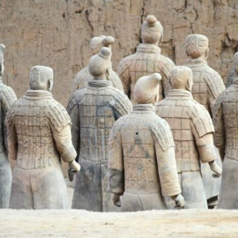 Visit to terracotta army and more