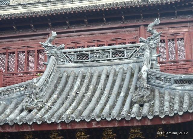 Pavilion roof (Shanghai, China 2017)