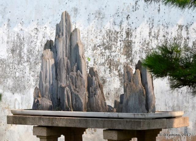 Rock as a mountain (Suzhou, China, 2017)