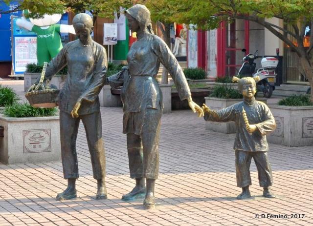 Family monument (Suzhou, China, 2017)