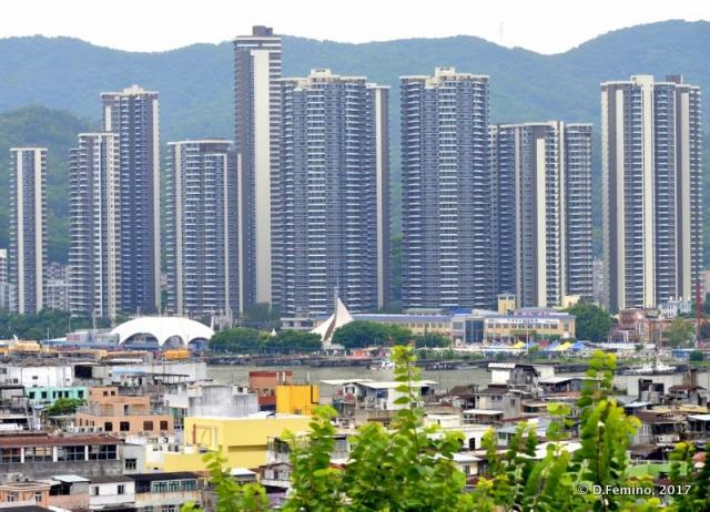 Skyscrapers (Macau, 2017)