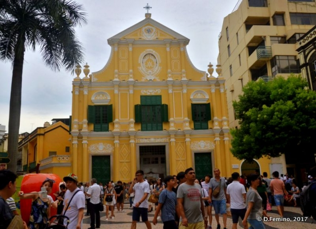 Saint Dominic Church (Macau, 2017)