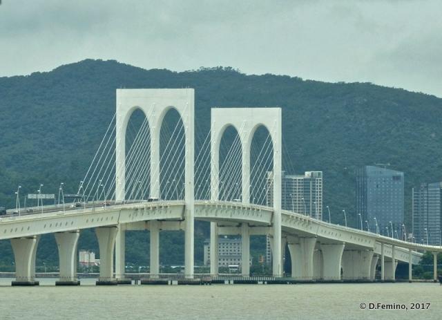 Ponte de Sai Van (Macau, 2017)