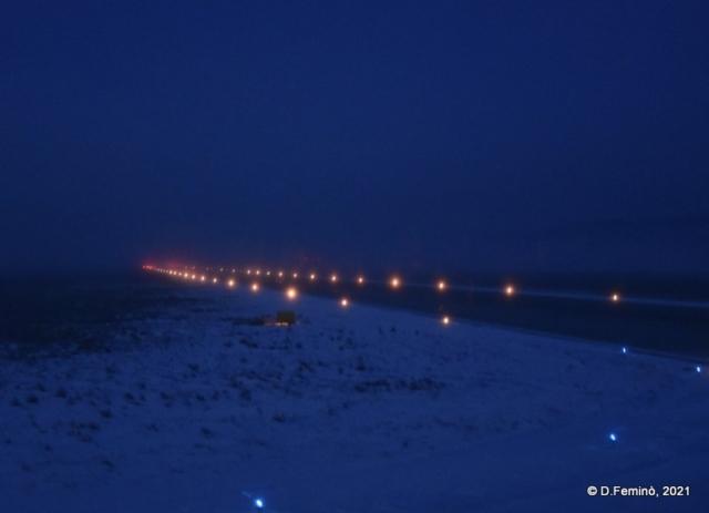 Landing track (Ulan-Ude airport)