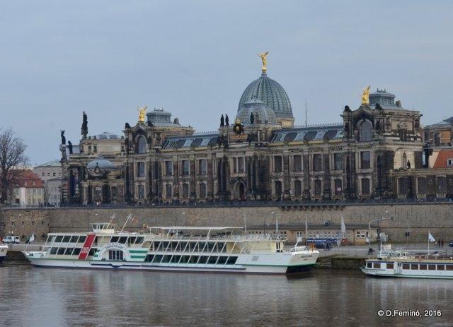 Elbe river (Dresden, Germany, 2016)