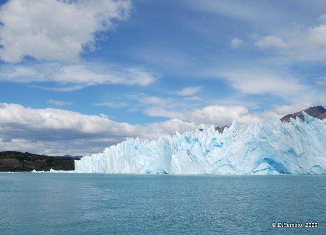 Spiky glacier (Perito Moreno, Argentina, 2009)