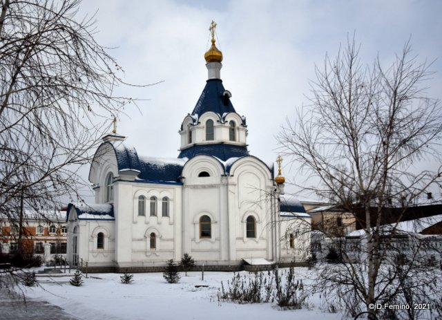 Cathedral (Ulan-Ude, Russia, 2021)
