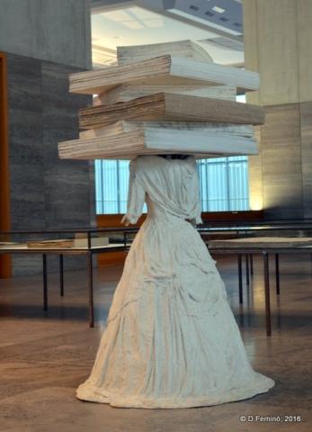 Beautiful piece of art (Museum of fine arts, Leipzig. Germany, 2016)