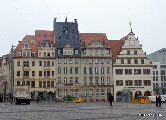 Marktplatz (Leipzig. Germany, 2016)