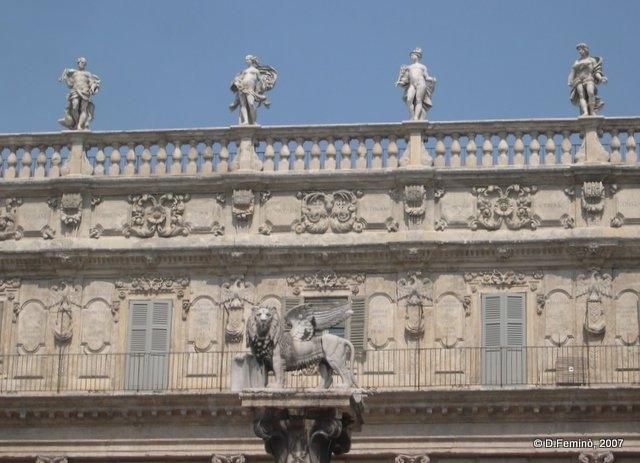 Palazzo Maffei (Verona, Italy, 2007)
