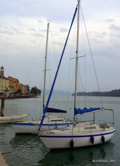 Boats (Salò, Italy, 2007)