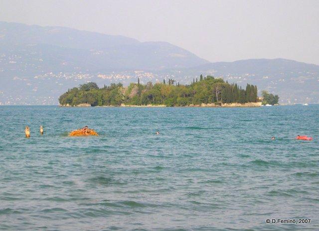 San Biagio Island (Manerba, Italy, 2007)