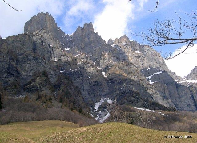 Peaks (Leukerbad, Switzerland, 2006)