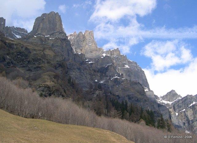 The alps (Leukerbad, Switzerland, 2006)