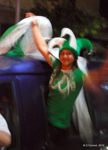 A young fan (Bursa, Turkey, 2010)