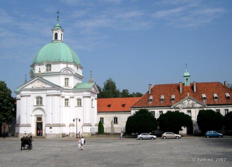 St. Kazimierz Church (Warsaw, Poland, 2007)