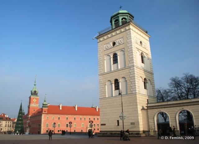 Plac Zamkowy (Warsaw, Poland, 2009)