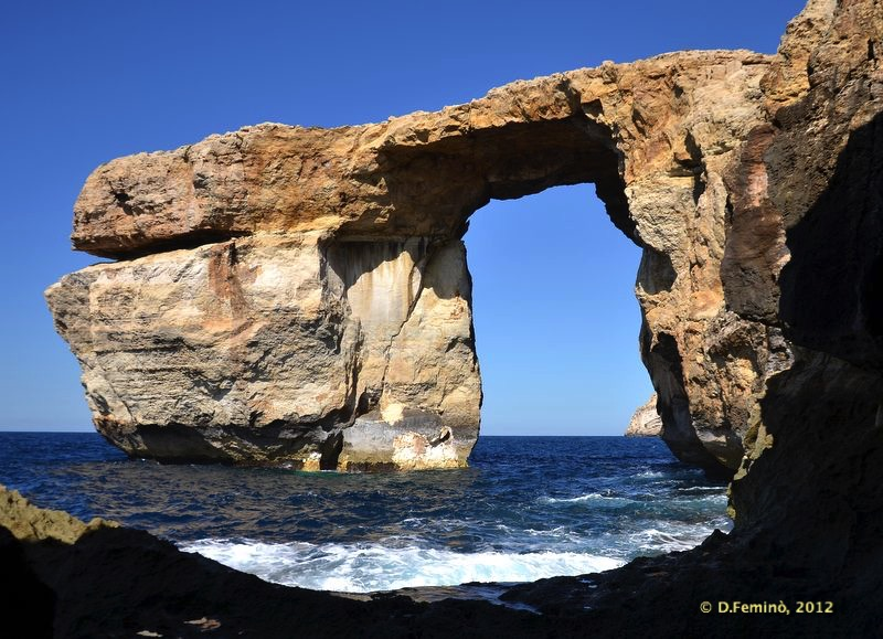 Azure Window in Gozo #1
