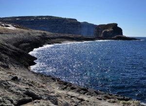 Dwejra bay (Gozo, Malta, 2012)