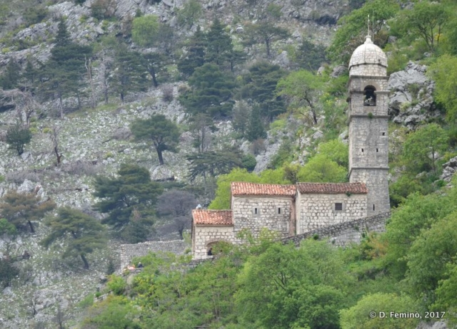 Our Lady of Good Health church (Kotor, Montenegro, 2017)