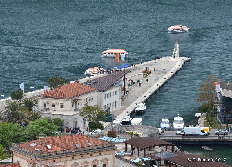 Dock (Kotor, Montenegro, 2017)